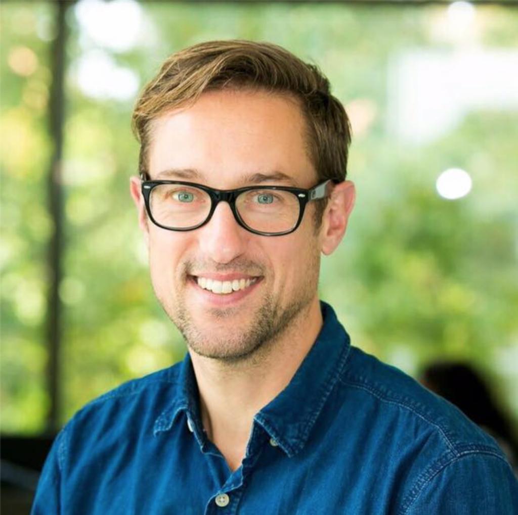 Thor Banke Hansen, projektleder for innovation og lektor i samfundsfag/filosofi på Øregård Gymnasium