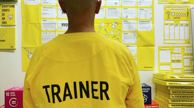 Book en personlig træner i innovation